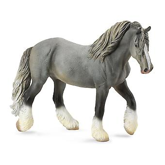 CollectA Shire Horse Mare - Grey