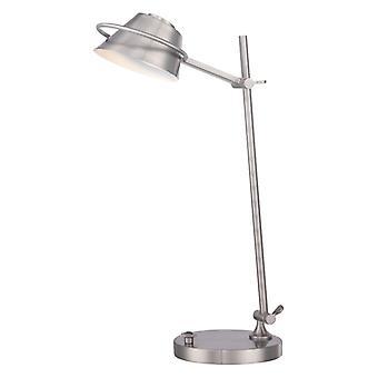 Spencer Desk Lamp Brushed Nickel