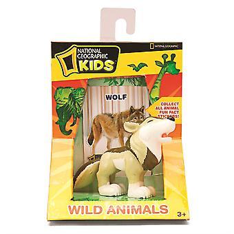 National Geographic Kids Wild Animals - Wolf