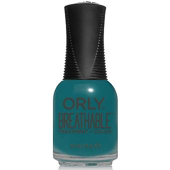 Orly BREATHABLE Treatment + Color - Detox My Socks Off (20959) 18ml