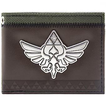 Nintendo Legend of Zelda Skyward Sword ID Card Bi-Fold Wallet