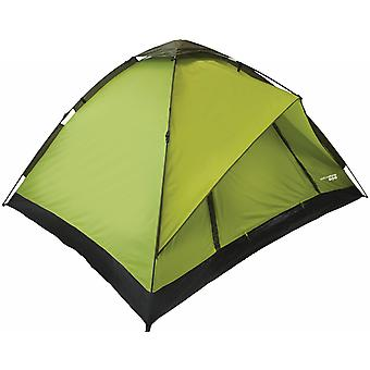 Yellowstone 4 Man Umbrella Rapid Tent Green