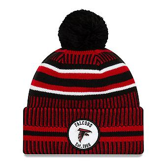 New Era Sideline Bommel Kinder Youth Mütze Atlanta Falcons