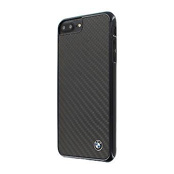 BMW Carbon Fiber Hard Cover Protective Case for Apple iPhone 6/6S Plus BMHCP7LMBC Case Case