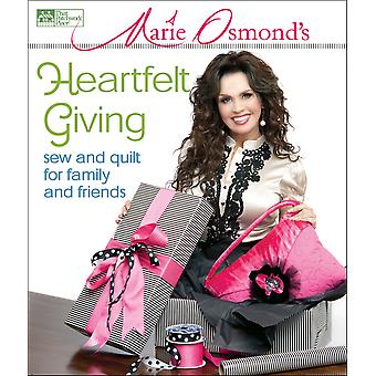 That Patchwork Place Marie Osmond Heartfelt Giving Tp B995