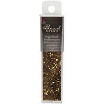 Jewelry Basics Seed Beads Bugle Brown Jbsb 33039