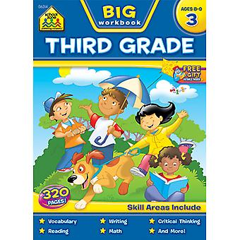 Big Workbook Third Grade Szbwb 6314