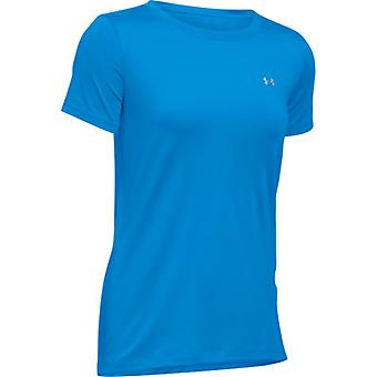 UA HG Armour SS Tee  Womens