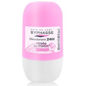 Byphasse Desodorante Rosee Du Matin Rollon Mujer 50Ml