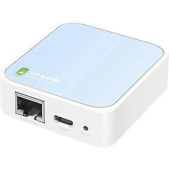 TP-LINK TL-WR802N WiFi router 2.4 GHz 300 Mbit/s