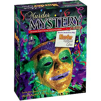 Murder Mystery Party Game-Murder At Mardi Gras 33212