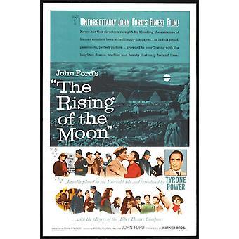 O nascer da lua filme Poster impressão (27 x 40)