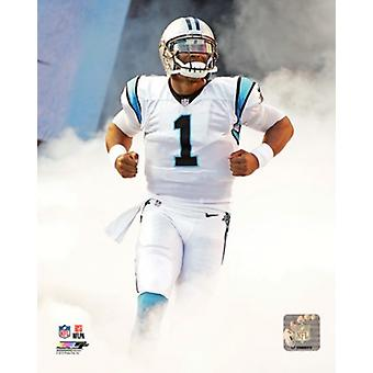 Cam Newton 2015 Action Sports Photo