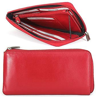 Bodenschatz wallet Kings nappa full leather Red