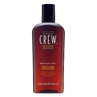American Crew - luz Hold Styling Gel - 250 ml