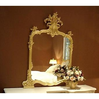 mirror for chest of drawers  sleeping room antique style baroque Vp7745