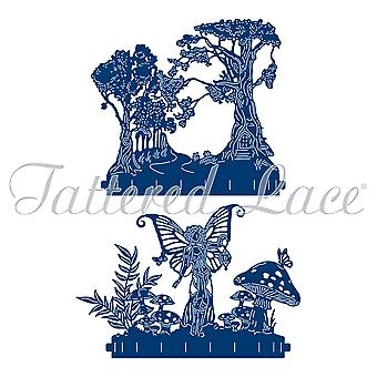 Tattered Lace Flectere Faerydae Story Die