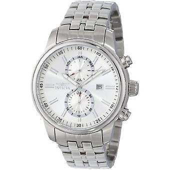 Invicta 0248 Collection Stainless Silver Tone