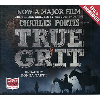True Grit (Unabridged Audiobook) (Audio CD) by Portis Charles
