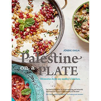 Palestine On A Plate by Kalla Joudie
