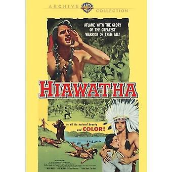 Hiawatha [DVD] USA import
