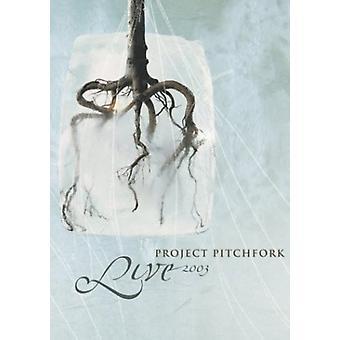 Project Pitchfork - Live 2003 [DVD] USA import