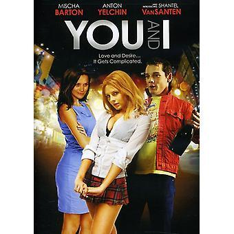 あなた・私 【 DVD 】 アメリカ インポートします。