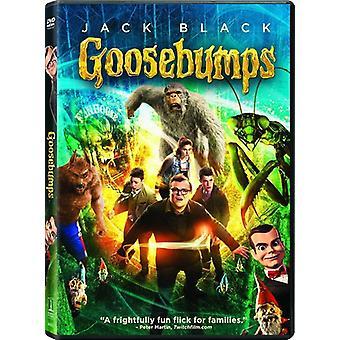 Goosebumps [DVD] USA import