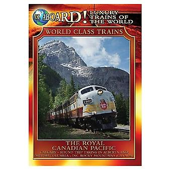 Royal Canadian Pacific [DVD] USA importerer