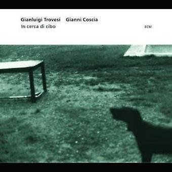 Trovesi/Coscia - In Cerca Di Cibo [CD] USA import