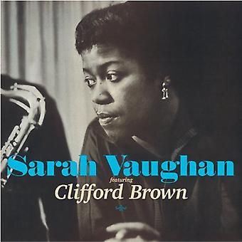 Sarah Vaughan & Clifford Brown - Sarah Vaughan Feat. Clifford Brown/in the Land of [CD] USA import