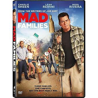 Mad Families [DVD] USA import