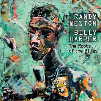 Weston, Randy & Harper, Billy - rødder af Blues [CD] USA importerer