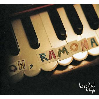 Hospitalsskibe - Åh Ramona [Vinyl] USA importerer