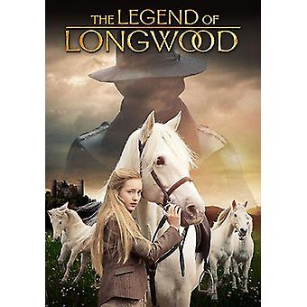 Legend of Longwood [DVD] USA import