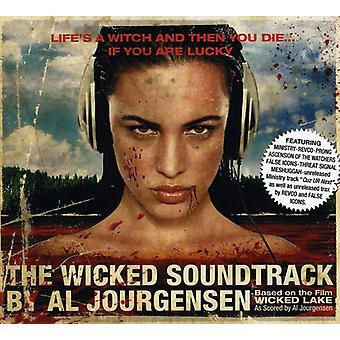 Al Jourgensen - Wicked Soundtrack (From Wicked Lake) [CD] USA import