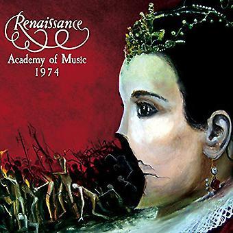 Renaissance - Academy of Music 1974 [CD] USA import