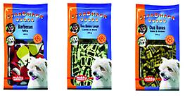 Nobby Starsnack Exp.14 Bones Chicken (Dogs , Treats , Chewy and Softer Treats)