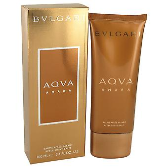 Bvlgari Men Bvlgari Aqua Amara After Shave Balm By Bvlgari