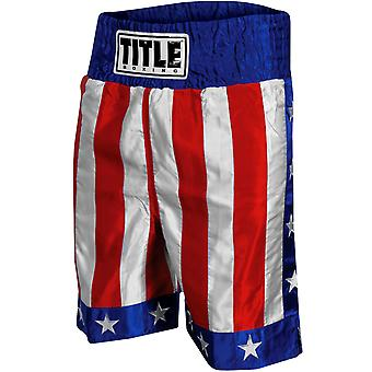 Title Boxing American Flag 4