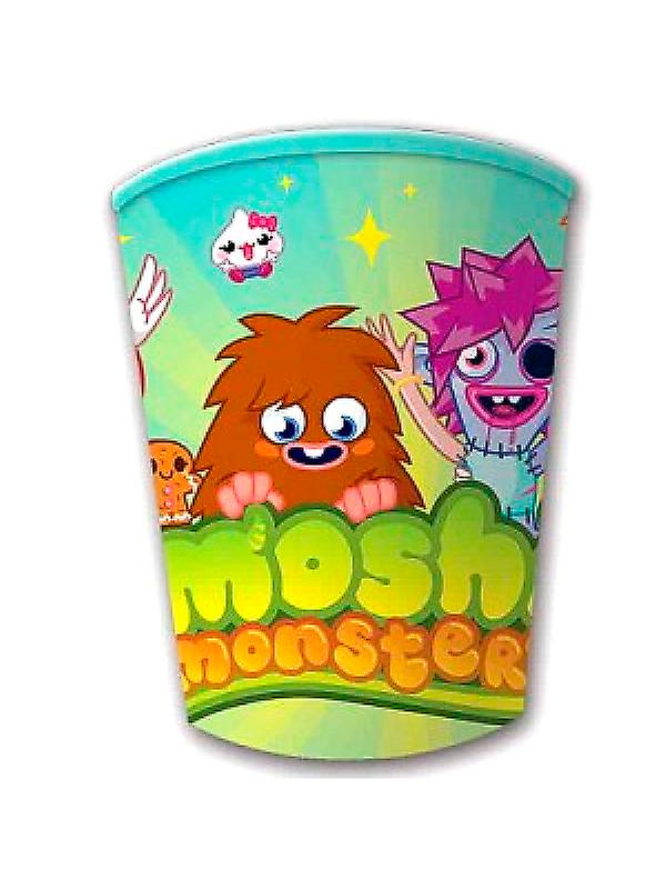 Moshi monstre Party papir kopper 260ml
