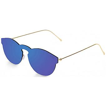Ocean Berlin Flat Lense Sunglasses - Dark Blue
