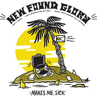 New Found Glory - Makes Me Sick [CD] USA import