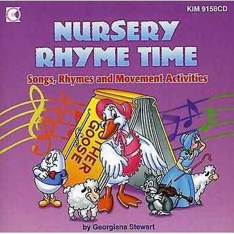Kimbo pædagogisk - Planteskole RIM tid [CD] USA importerer