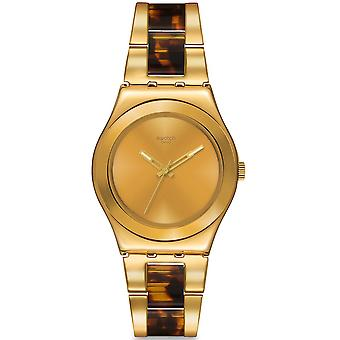 Swatch Women's London Smoke Watch