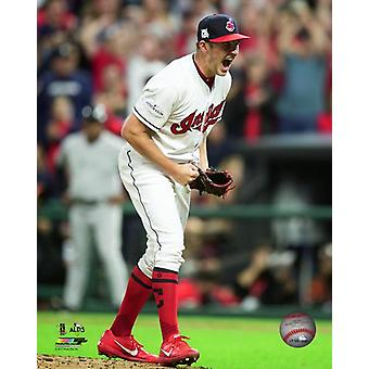 Trevor Bauer Game 1 of the 2017 American League Division Series Photo Print