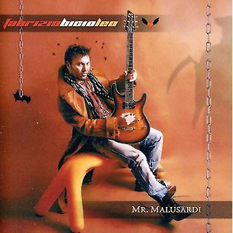 Fabrizio Leo - Mr Malusardi [CD] USA import