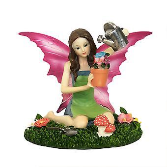 Figurka rycerz Aurora Garden czasu bajki