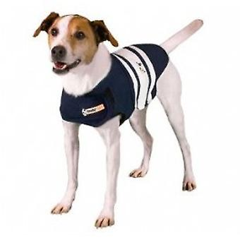 Thundershirt Anxiety Relief Jacket-blue-large (24-32 Inches)