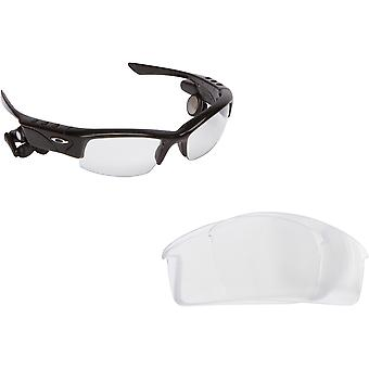 Best SEEK Replacement Lenses for Oakley THUMP PRO Crystal Clear 100% UV